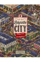 Labyrinthe city : serez-vous a la hauteur ?