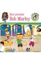 Livre musical - mon premier bob marley - audio