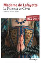 La princesse de cleves  -  dossier special bac 2021