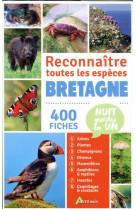 Bretagne, reconnaitre toutes les especes