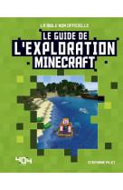 Minecraft - le guide de l-exploration