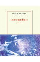 Correspondance - (1930-1944)