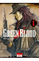 Green blood t01 - vol01