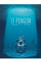 Le plongeon - t01 - le plongeon - histoire complete