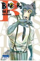 Beastars t01 - vol01