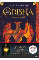 Grisha, tome 03 - l'oiseau de feu