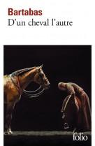 D-un cheval l-autre
