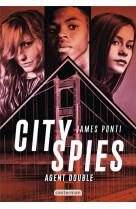 City spies - t02 - agent double