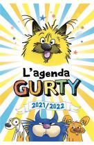 Agenda scolaire 2021-2022 gurty