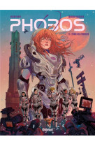 Phobos - tome 01 - l-envol des ephemeres