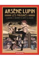 Arsene lupin, les origines (integrale)