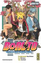 Boruto - naruto next generations - - tome 1