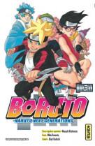 Boruto - naruto next generations - - tome 3
