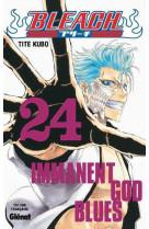 Bleach t.24  -  immanent god blues