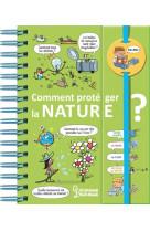 Dis-moi ! comment proteger la nature ?