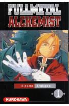 Fullmetal alchemist - tome 1 - vol01