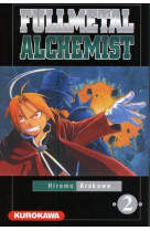 Fullmetal alchemist - tome 2 - vol02