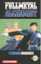 Fullmetal alchemist - tome 3 - vol03