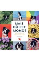 Mais ou est momo ? - un livre ou l-on cherche son chien