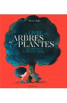 Le livre des arbres et plantes qui restent a decouvrir