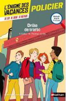L-enigme des vacances de la 6eme a la 5eme drole de trafic