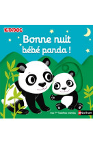 Bonne nuit bebe panda !