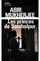 Les princes de sambalpur - une enquete du capitaine sam wyndham