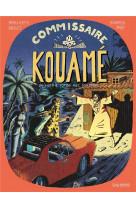 Commissaire kouame - vol02 - un homme tombe avec son ombre