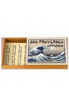 200 proverbes japonais