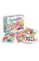 Aquarellum - dans les fleurs 2020