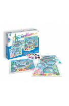 Aquarellum - dauphins 2020