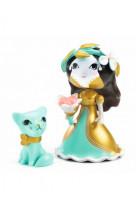 Arty toys : princesse eva & the cat