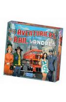 Aventuriers du rail : londres