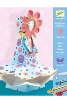 Arty paper - miss blossom