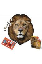 Lion - i am puzzle