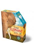 Elephant - i am puzzle
