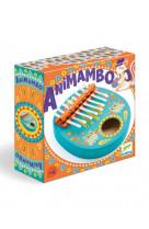 Animambo - kalimba piano a pouces