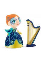 Arty toys : elisa & ze harpe