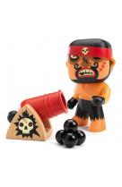 Arty toys : pirate ric & boumcrak