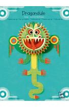 Cadre pop-up : dragon