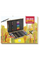 Crayons - grande boite de couleurs