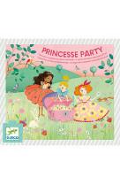 Jeu anniversaire - princesse party