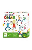 Stop - quadri color