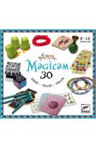 Stop - magie - magicam