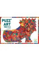 Puzz-art 150 pieces - lion