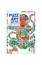 Monkey - puzz-art 350 pcs