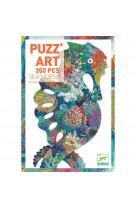 Puzz-art : sea horse 350 pcs