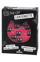 Ed the cat :  mini guirlande