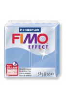 Fimo effect 57g bleu agathe