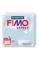 Fimo effect 57g bleu quartz